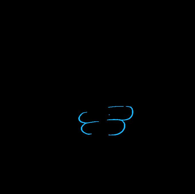 How to Draw Tornado: Step 4
