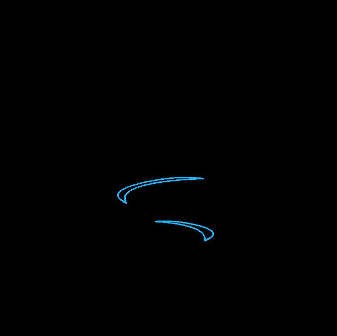 How to Draw Tornado: Step 9