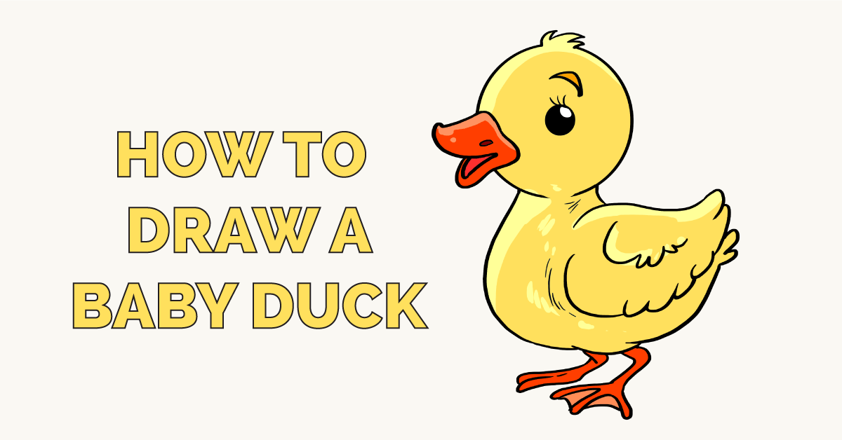 How to Draw a Duck Featured Image