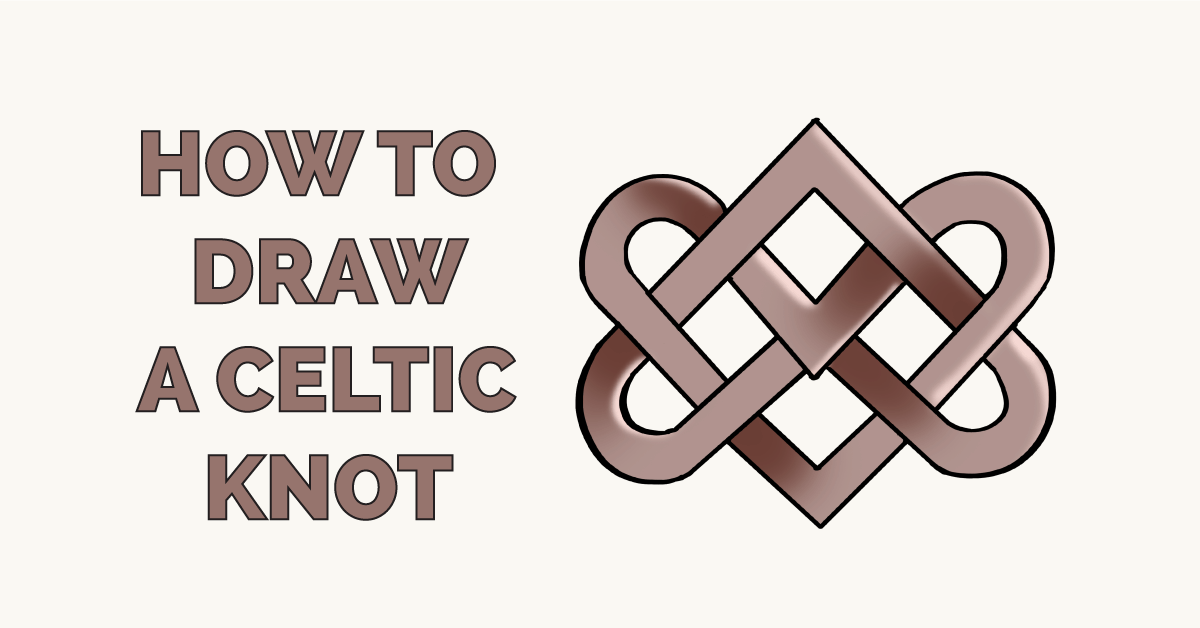 How to Draw a Celtic Knot Featured Image