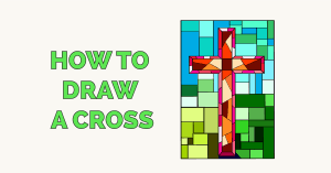 How to Draw a Cross Featured Image
