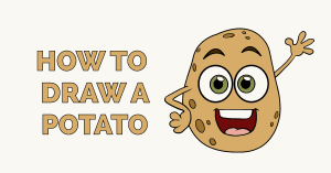 How to Draw a Potato Featured Image
