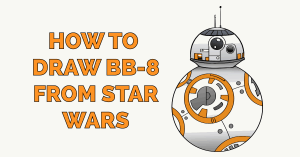 How to Draw BB-8 from Star Wars Featured Image