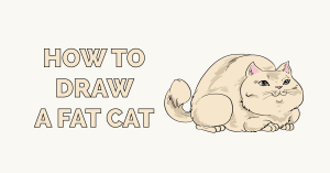 How to Draw a Fat Cat Featured Image
