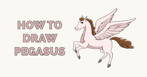 How to Draw Pegasus Featured Image