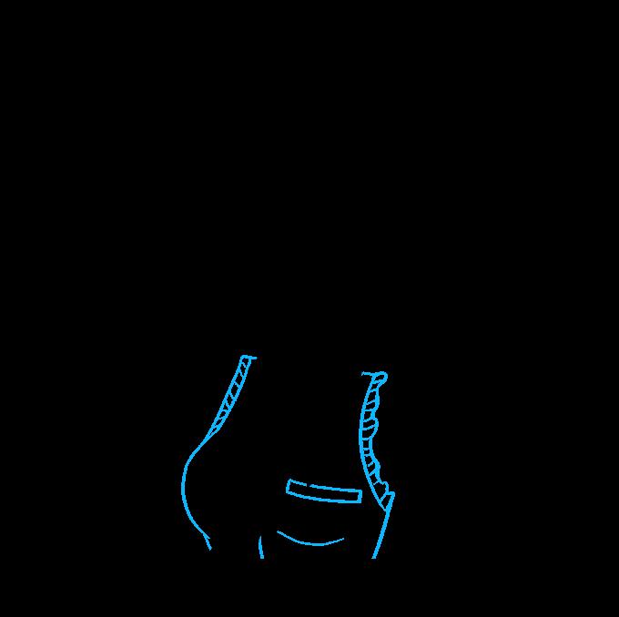 How to Draw Hatsune Miku Step 06