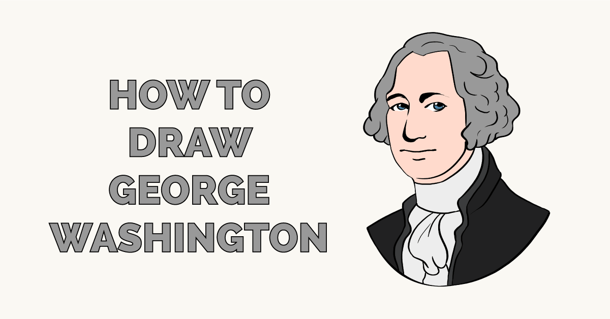 How to Draw George Washington Featured Image