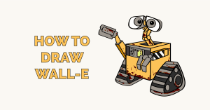 How to Draw WALL-E Featured Image