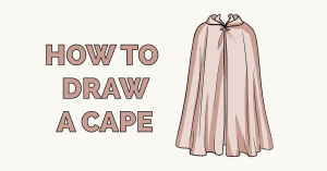 How to Draw a Cape Featured Image