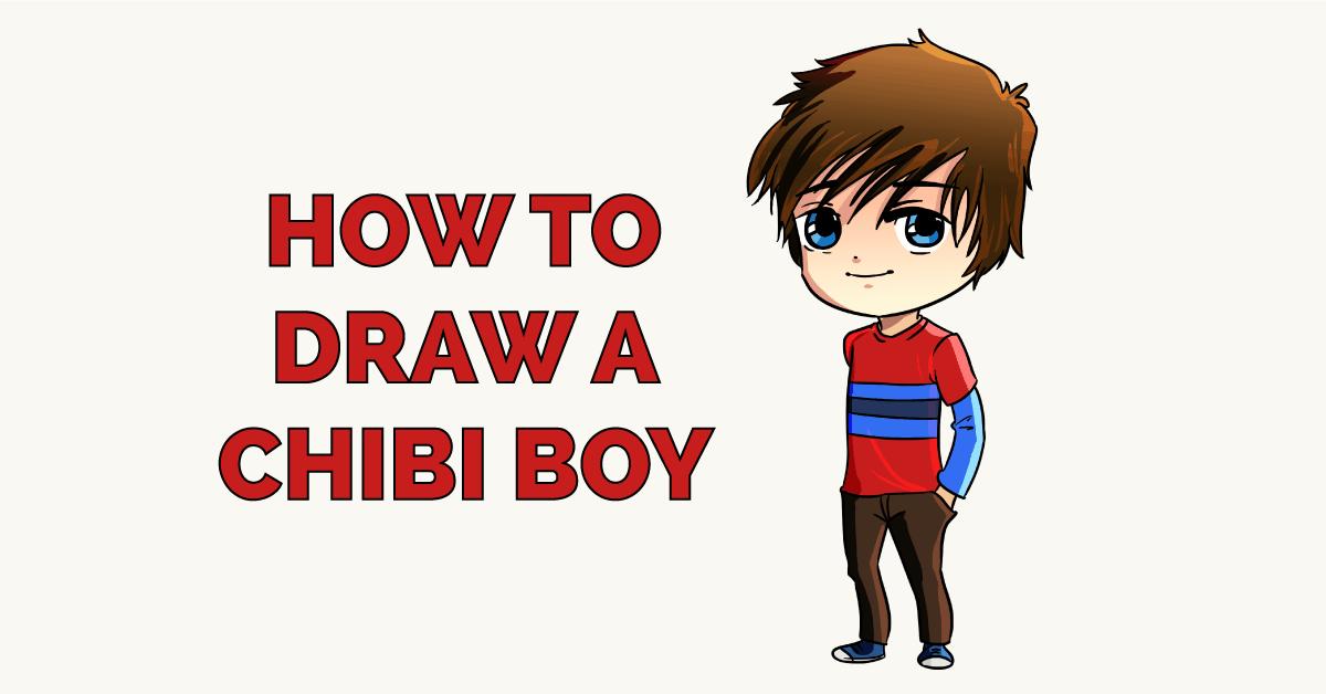 How to Draw a Chibi Boy Featured Image