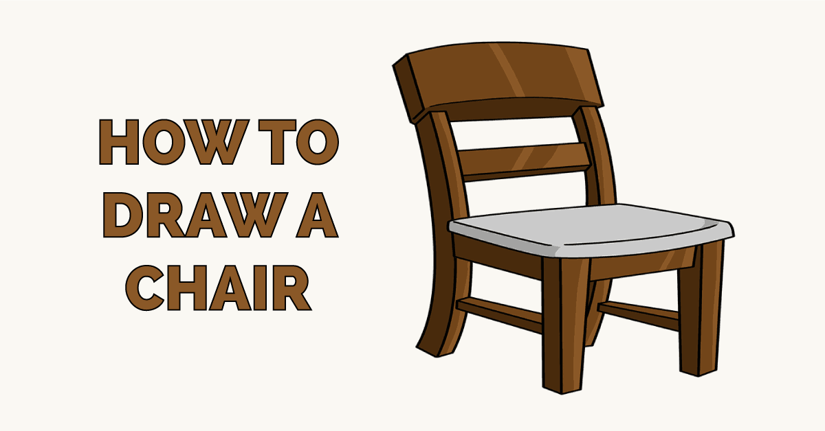 How to Draw a Chair Featured Image