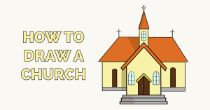 How to Draw a Church Featured Image