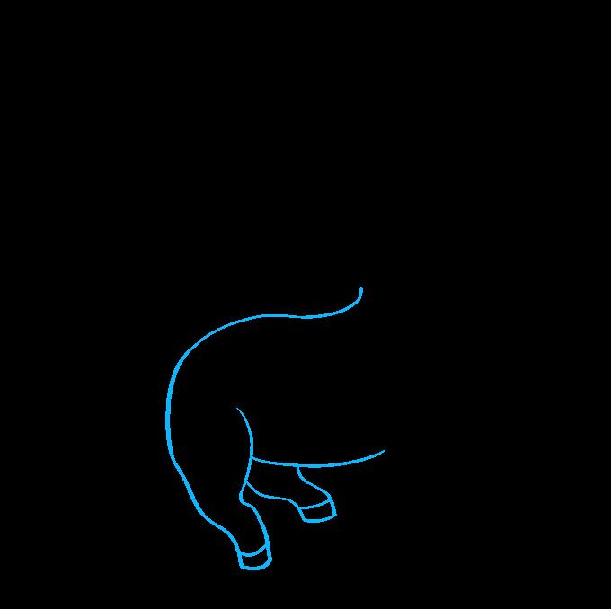 How to Draw Chibi Unicorn: Step 6