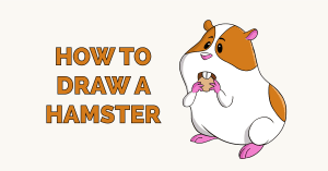 How to Draw a Hamster Featured Image