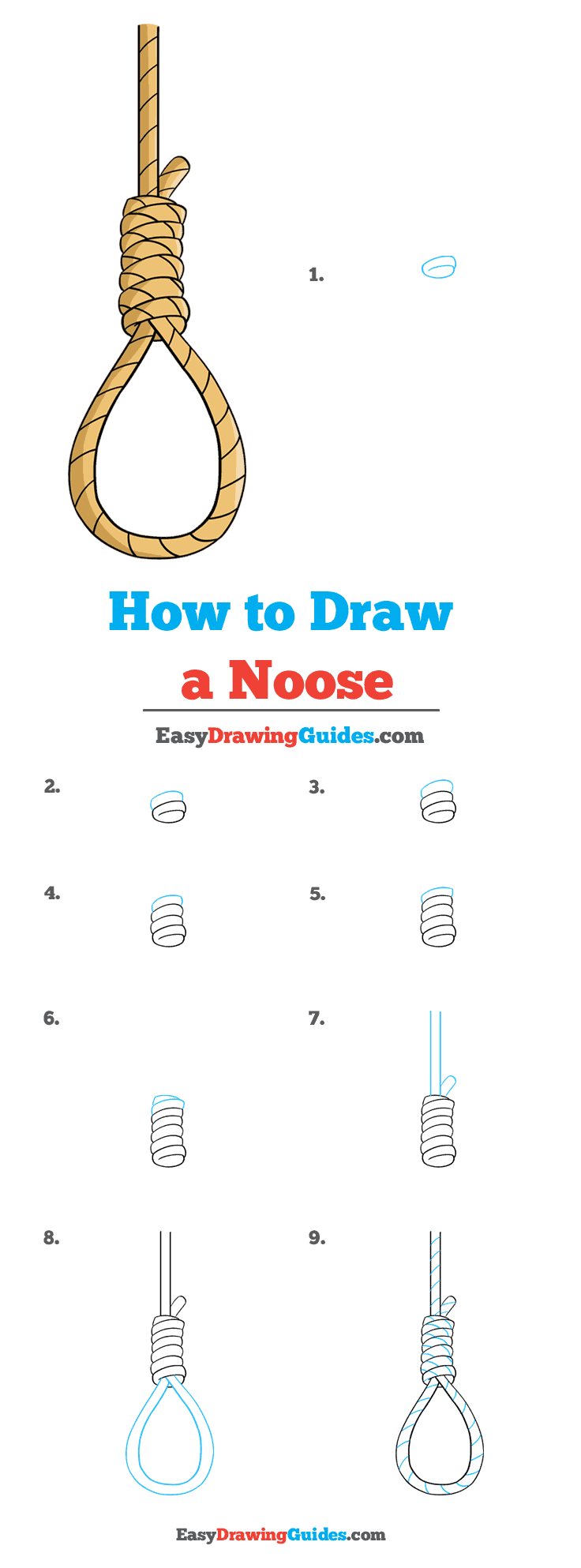 How to Draw Noose
