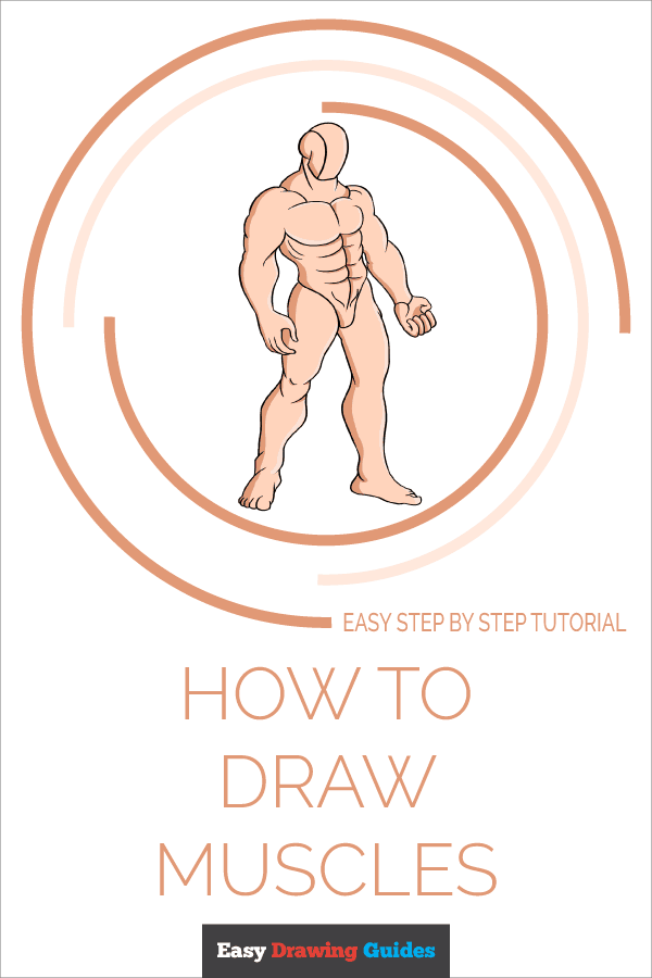 How to Draw Muscles | Share to Pinterest
