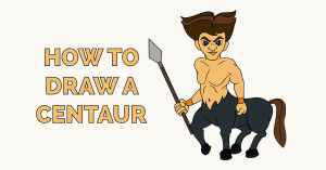 How to Draw a Centaur Featured Image