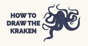 How to Draw the Kraken Featured Image