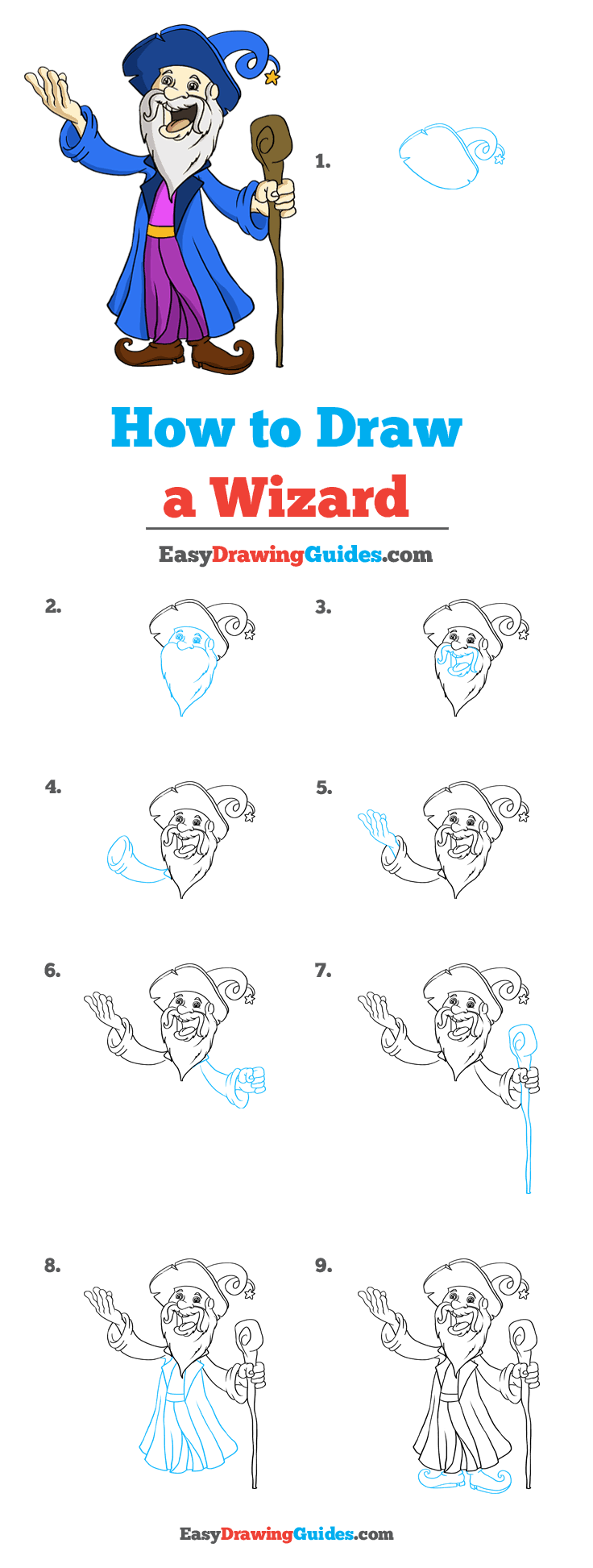 How to Draw Wizard
