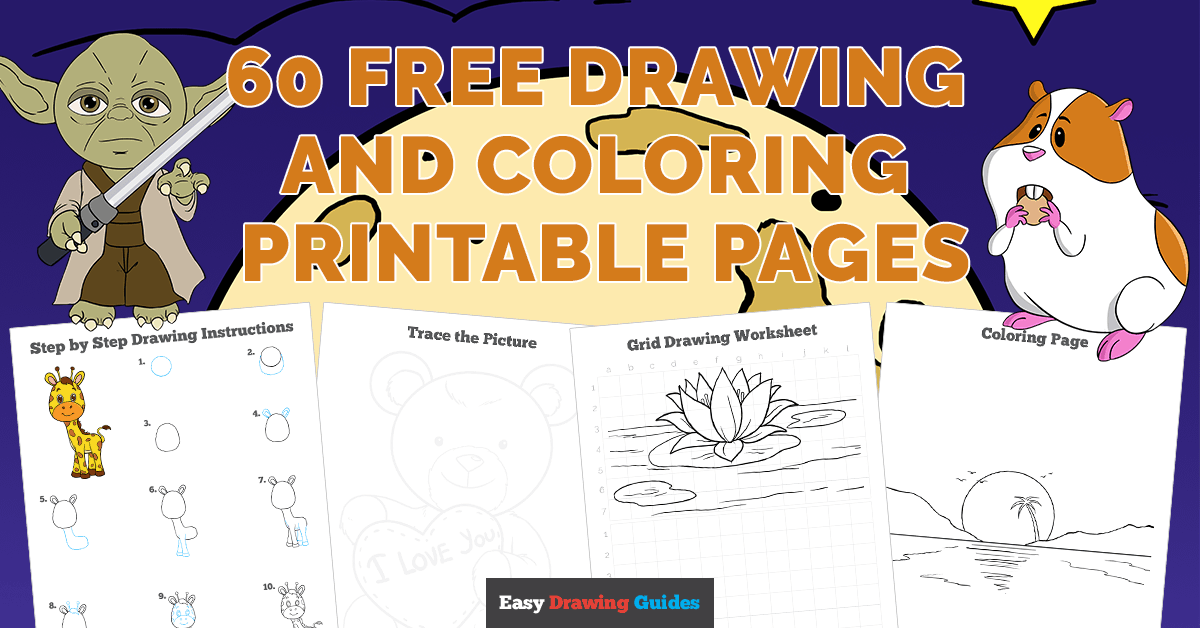Free printable pages bundles - featured image