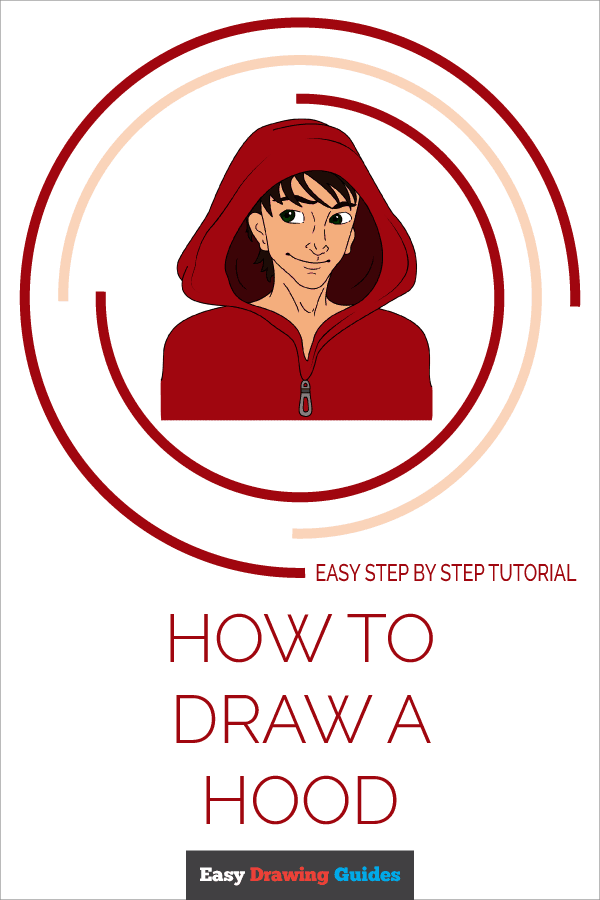 How to Draw Hood | Share to Pinterest