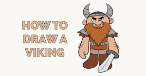 How to Draw a Viking Featured Image