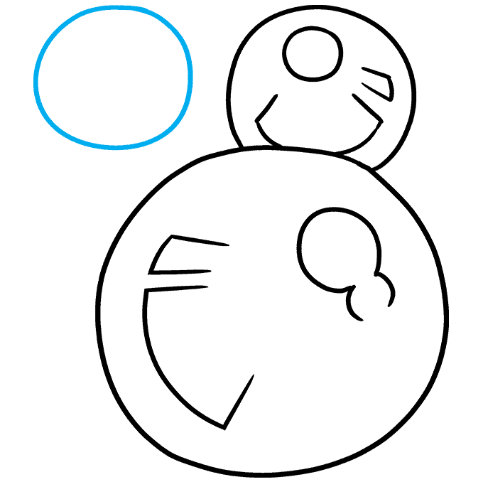 How to Draw Bubbles: Step 7