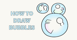 How to Draw Bubbles Featured Image