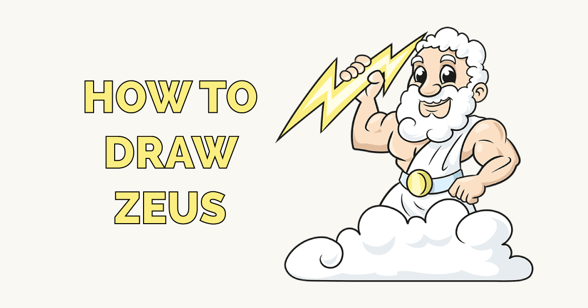How to Draw Zeus Featured Image