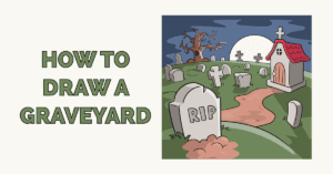 How to Draw a Graveyard Featured Image
