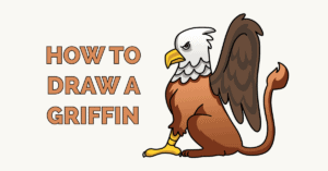 How to Draw a Griffin Featured Image