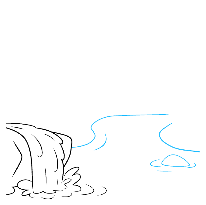 How to Draw Jungle: Step 3