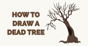How to Draw a Dead Tree Featured Image