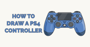 How to Draw a PS4 Controller Featured Image