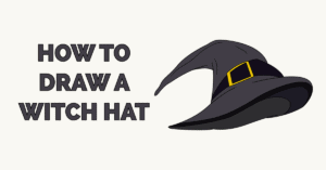 How to Draw a Witch Hat Featured Image