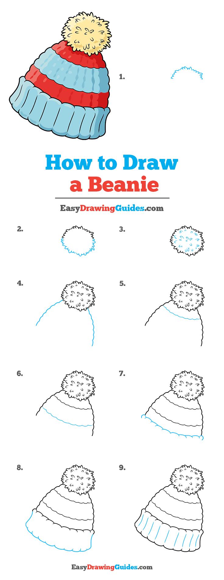 How to Draw Beanie