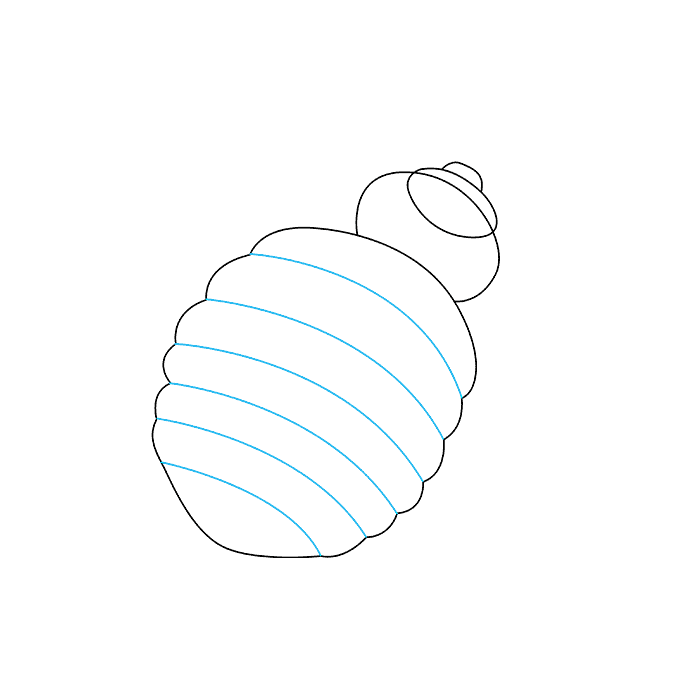 How to Draw Bed Bug: Step 4