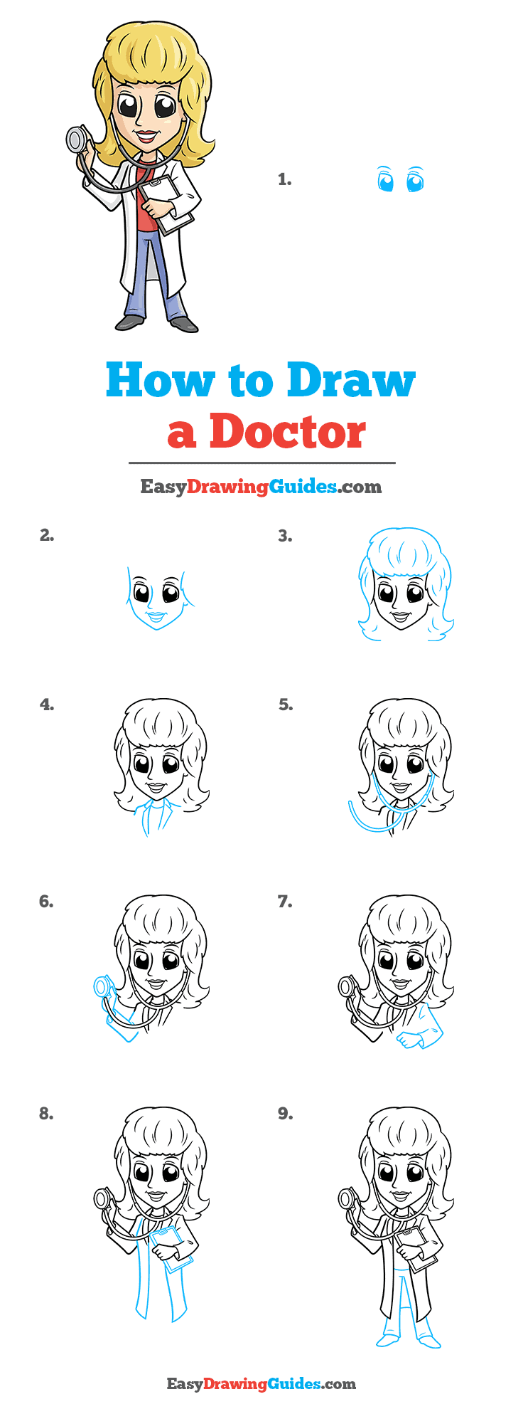 How to Draw Doctor