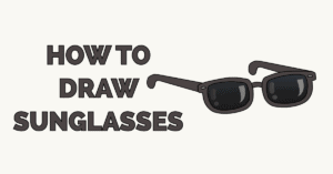 How to Draw Sunglasses Featured Image