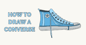 How to Draw a Converse Featured Image