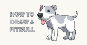 How to Draw a Pitbull Featured Image