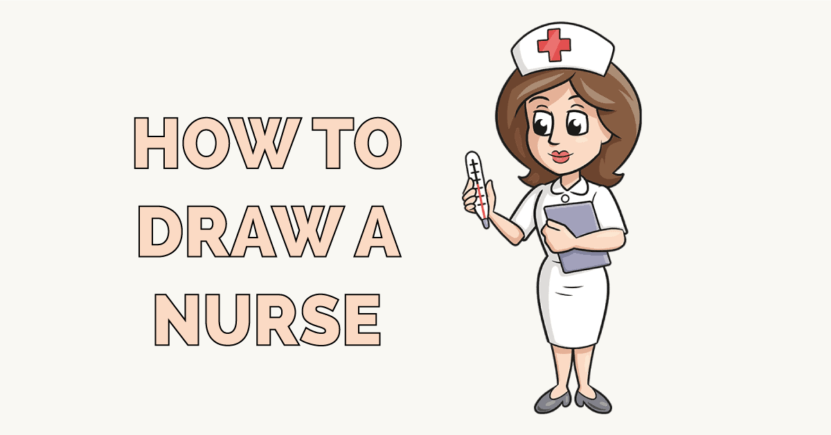 How to Draw a Nurse Featured Image