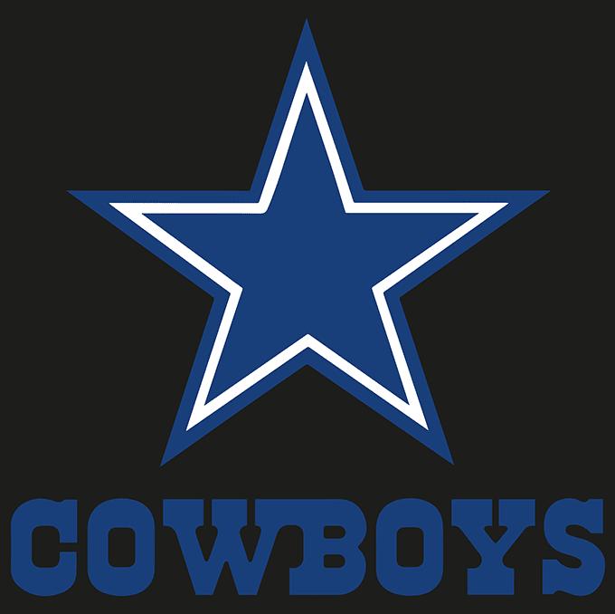 How to Draw Dallas Cowboys Logo: Step 10