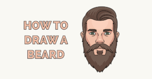 How to Draw a Beard Featured Image