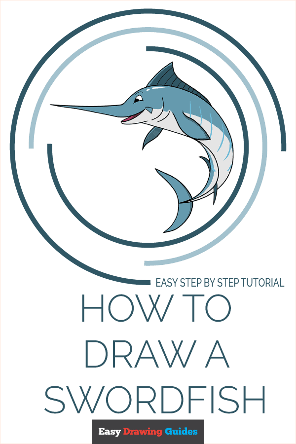 How to Draw Swordfish