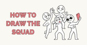 How to Draw the Squad Featured Image