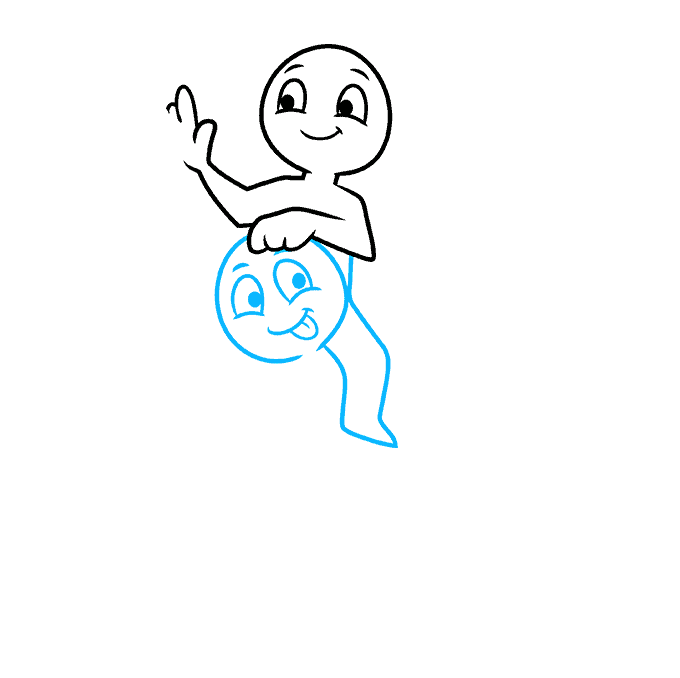 How to Draw Squad: Step 3