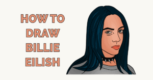 How to Draw Billie Eilish Featured Image