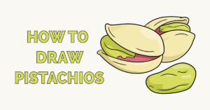 How to Draw Pistachios Featured Image