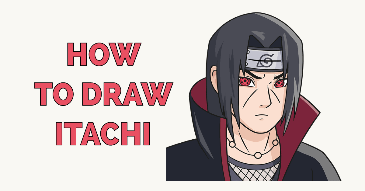 How to Draw Itachi Featured Image